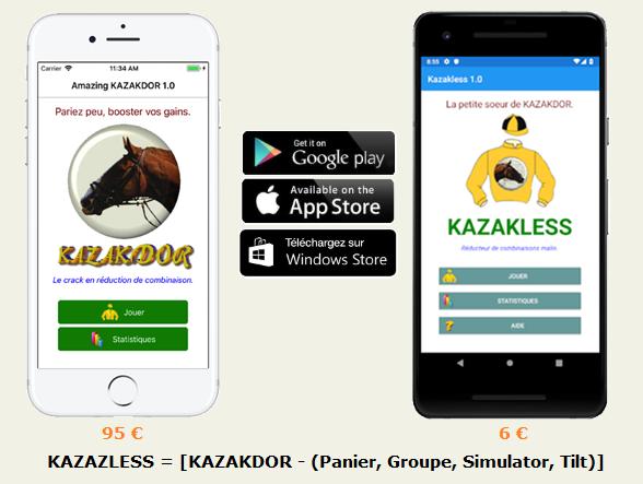 KAZAKDOR & KAZAKLESS